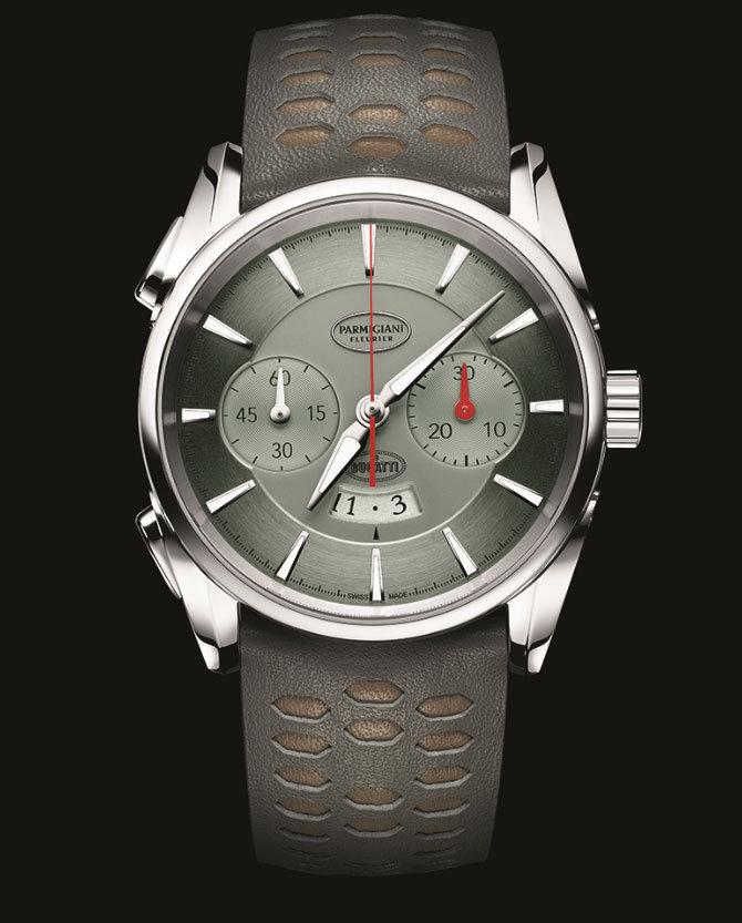 Parmigiani Fleurier Aérolithe : un tout nouveau bracelet