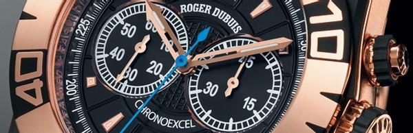 Easydiver en or rose Roger Dubuis