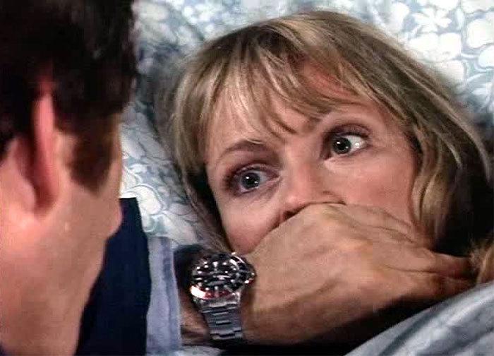Six minutes pour mourir : Barry Newman porte une Rolex GMT Master