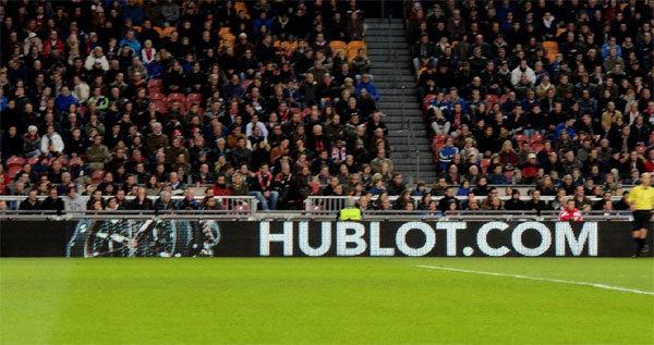 Hublot et l'Ajax d'Amsterdam : le partenariat se poursuit
