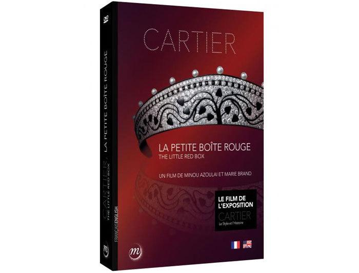 Cartier, la petite boite rouge