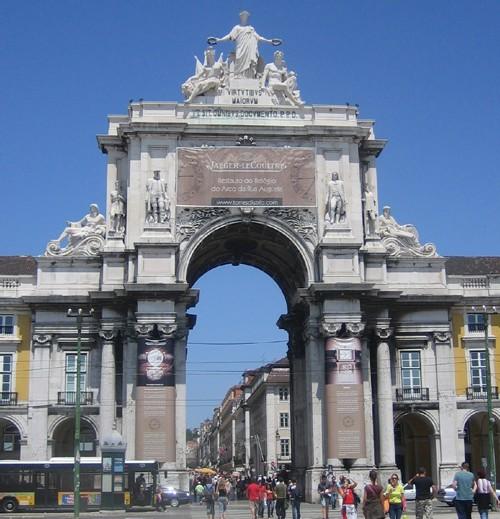 Relojio Rua Augusta Lisboa