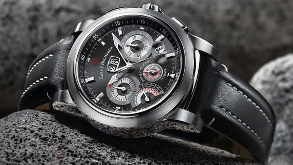 Patravi Chronograde de Carl F. Bucherer