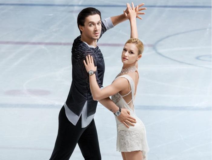 Tatiana Volosozhar et Maxim Trankov