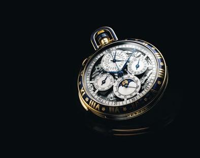 Jaeger-LeCoultre, montre de poche à grande complication 1928