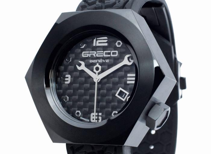 Greco Genève : la montre Ecrou