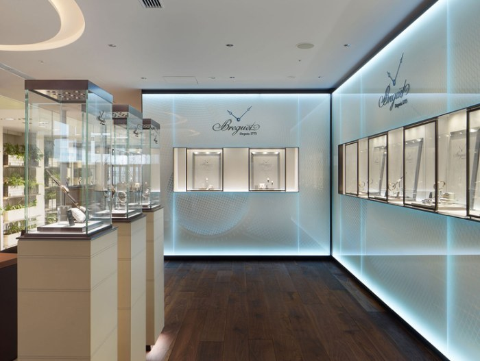 breguet r ouverture de sa boutique japonaise en plein coeur de ginza tokyo. Black Bedroom Furniture Sets. Home Design Ideas