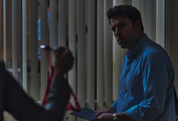 Gone girl, Ben Affleck, DR