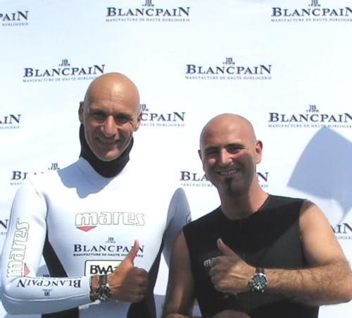 Fifty Fathoms de Blancpain