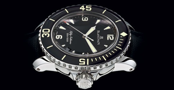 Fifty Fathoms de Blancpain