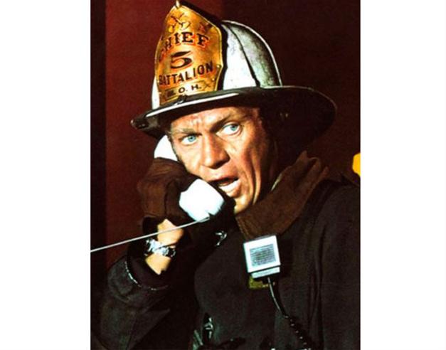 La tour infernale, Steeve McQueen, DR