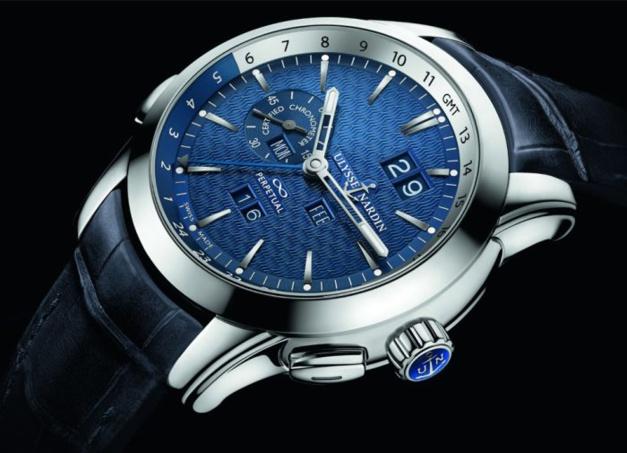 Ulysse Nardin Perpetual Calendar Manufacture – Boutique Edition