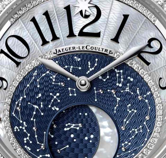 Jaeger-LeCoultre Rendez-Vous Moon: pour ne rater aucun rendez-vous