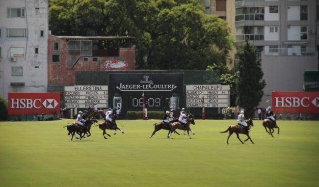 Buenos Aires : Jaeger-LeCoultre, le polo et l'Argentine