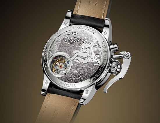 Graham Chronofighter 1695 Erotic 7287612-11204500