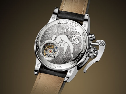 Graham Chronofighter 1695 Erotic 7287612-11204501
