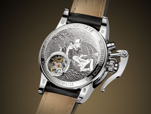 Graham Chronofighter 1695 Erotic 7287612-11204503