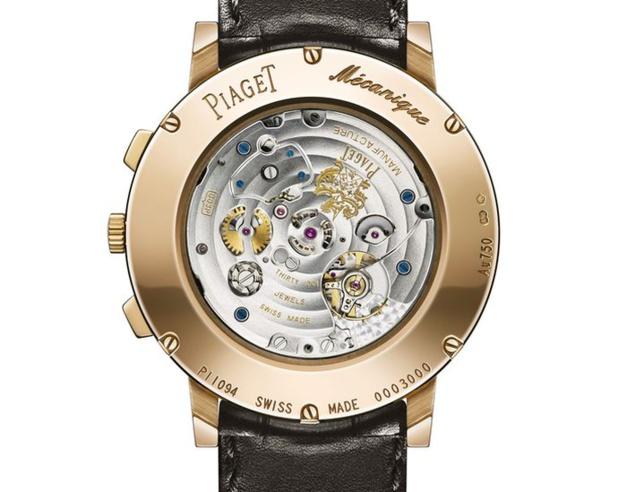 Piaget Altiplano Chronographe
