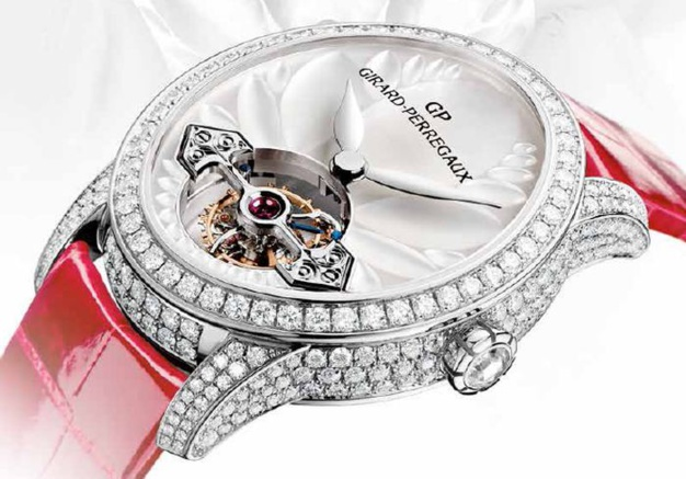 Cat's Eye Tourbillon sous Pont d'Or Girard-Perregaux