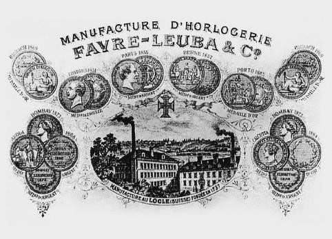 Favre-Leuba : plus de trois siècles de passion horlogère… et quelques montres mythiques