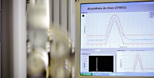 La Chaux-de-Fonds : les essais de chocs horlogers du Laboratoire Dubois accrédités par le SAS