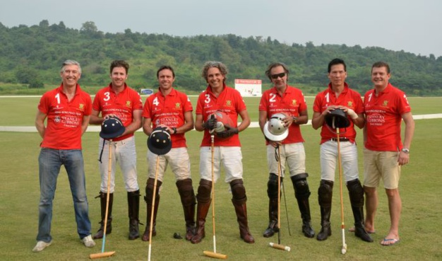 Jaeger-LeCoultre  : partenaire de l'équipe de polo de Hong Kong