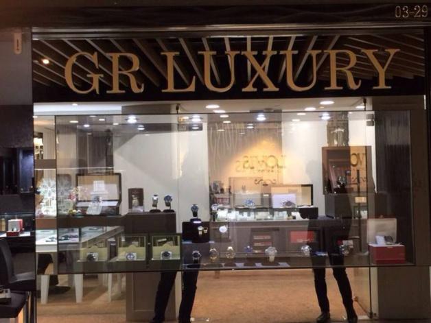 GR Luxury Singapour
