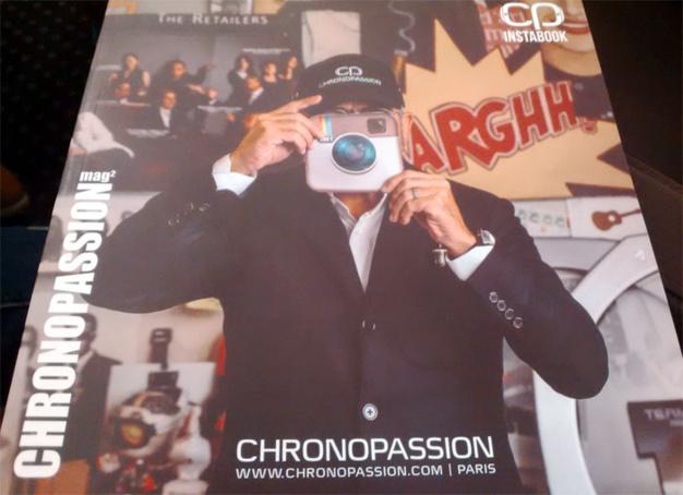 Chronopassion Mag 2 : tous les meilleurs Instagram au sein de ce magazine de toute beauté