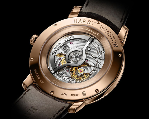 Harry Winston Midnight Feathers Automatic 42 mm : une création masculine totalement décalée