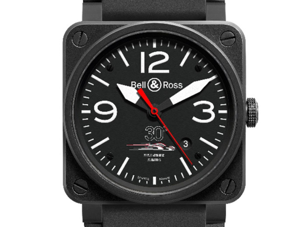 Bell & Ross : une BR03-92 pour la 30ème édition du Festival automobile international