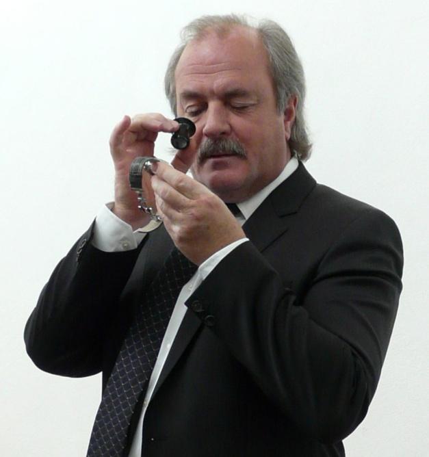 Michel Herbelin : 85.000 montres en 2014