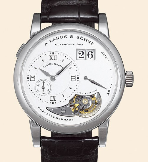 Lange 1 Tourbillon Photo Antiquorum