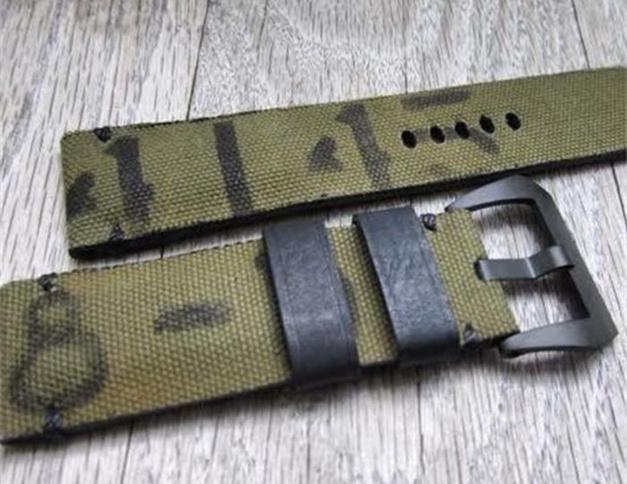 Combat straps