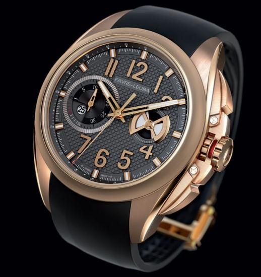 Favre-Leuba chronographe