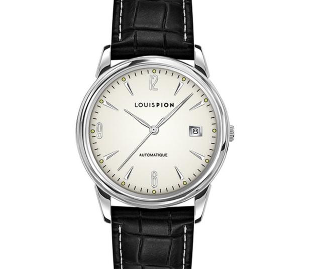 Louis Pion Antoine   une montre mécanique automatique d entrée de gamme à  229 euros e67237f5ac7