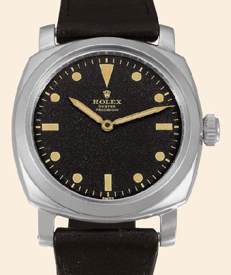 Rolex Precision, 1954, photo Antiquorum