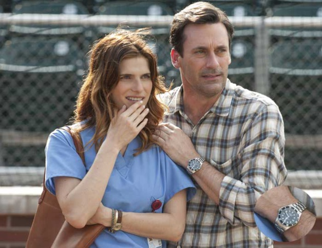 One million arm, Lake Bell, Jon Hamm, DR
