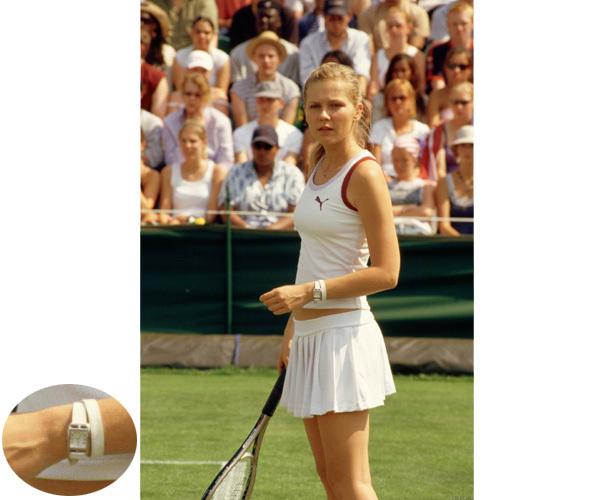 La plus belle victoire, Kirsten Dunst, DR