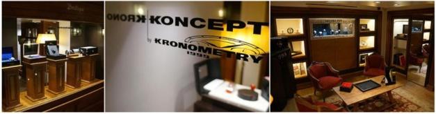 Courchevel : KronoKoncept, un écrin issu d'un partenariat entre Les Airelles et Kronometry