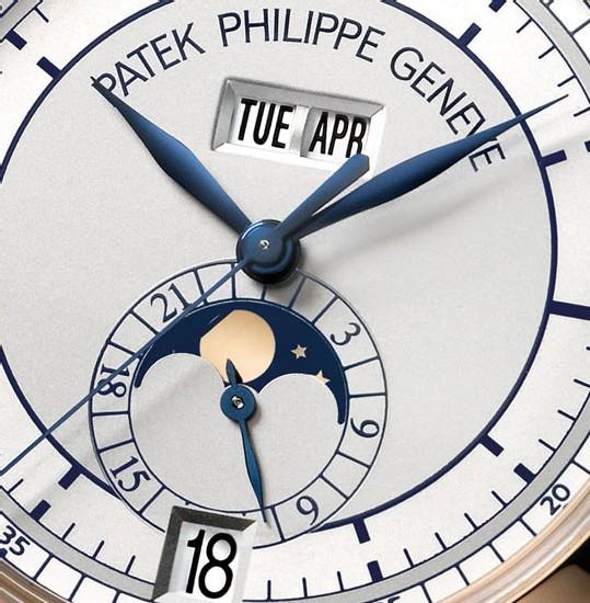 Quantième annuel 5396R Patek Philippe