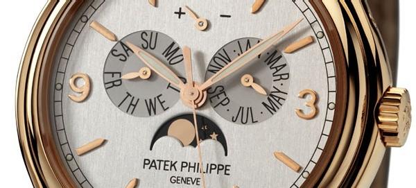 Spiromax Patek Philippe pour Quantième annuel 5350 en or rose