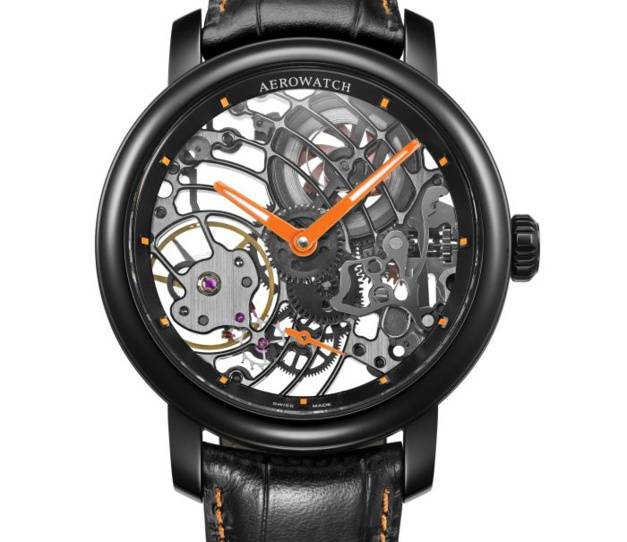 Aerowatch Renaissance Orange Tornado