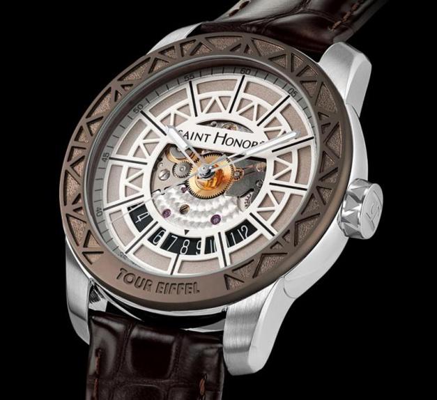 Saint Honoré : la montre tour Eiffel !