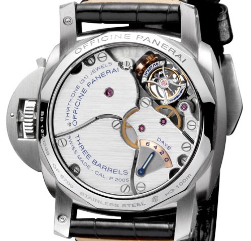 Luminor 1950 Tourbillon GMT