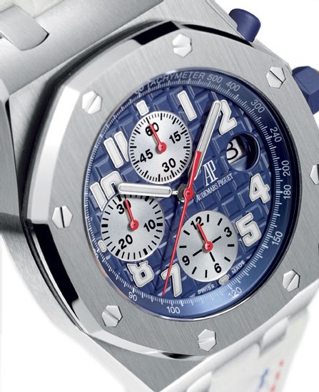 Chronographe Royal Oak Offshore Rue St-Honoré