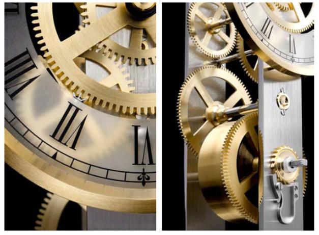 Panerai : la pendule de Galilée, série limitée à 50 exemplaires, exclusivité boutique