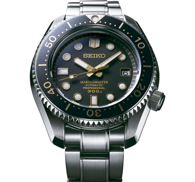 Seiko MarineMaster : série limitée pour les 50 ans de cette plongeuse hors pair