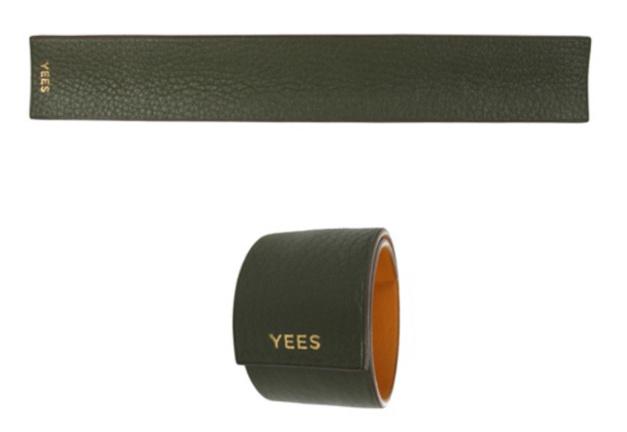 YEES : le bracelet qui claque !