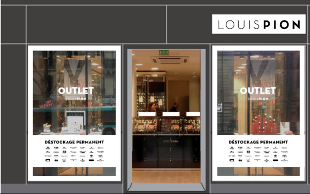Outlet Louis Pion