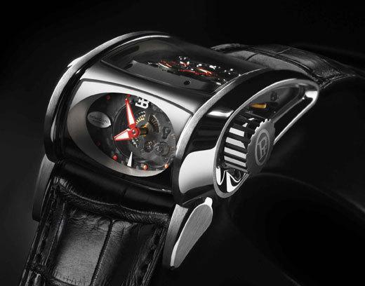 Parmigiani Fleurier et Bugatti : dix ans déjà